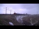 ЧС4т-572 с поездом 60 София - Москва